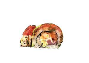 """Spécial Big Roll """"Shikoku"""" 17.50€"""